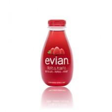 Evian Fruits & Plantes Framboise et Verveine