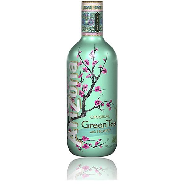 Tè verde al ginseng e miele AriZona 1,5 L.