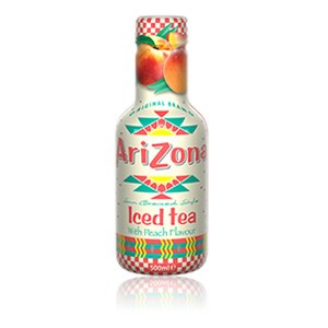 Tè nero alla pesca AriZona