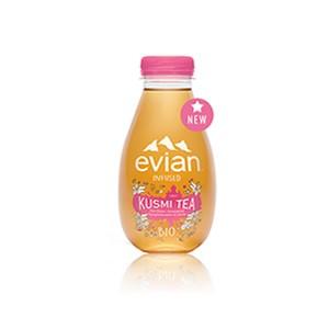 Evian Infuso x Kusmi Bio Tè Bianco Pompelmo e Litchi